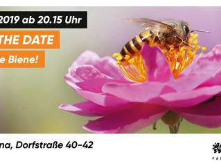 """Diskussionsabend 16. Mai: """"Rette die Biene"""" – Schutz der Artenvielfalt in Ostbelgien"""