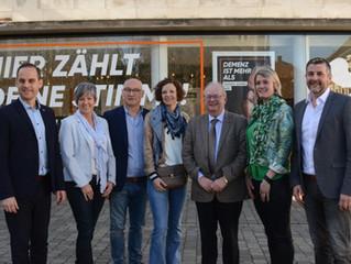 Wallonische Region: Robert Nelles als aussichtsreicher erster Ersatzkandidat