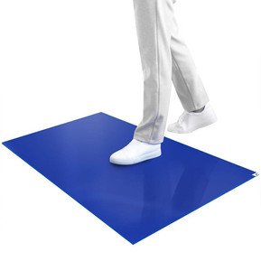 PE Sticky Mats for Cleanroom's Entrance