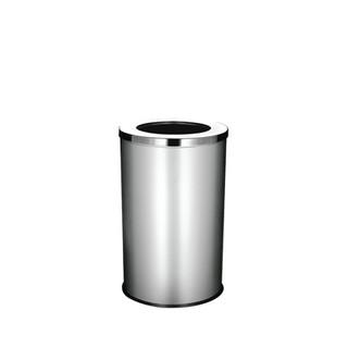Stainless Steel Round Bin c/w Open Top (SS 107)