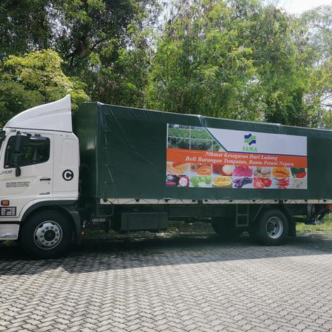 Lorry Canvas