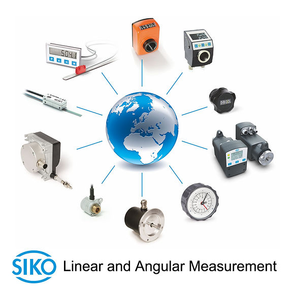 Linear & Angular Measurement Devices