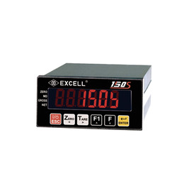 Excell 150s DC Power Weighing Indicator