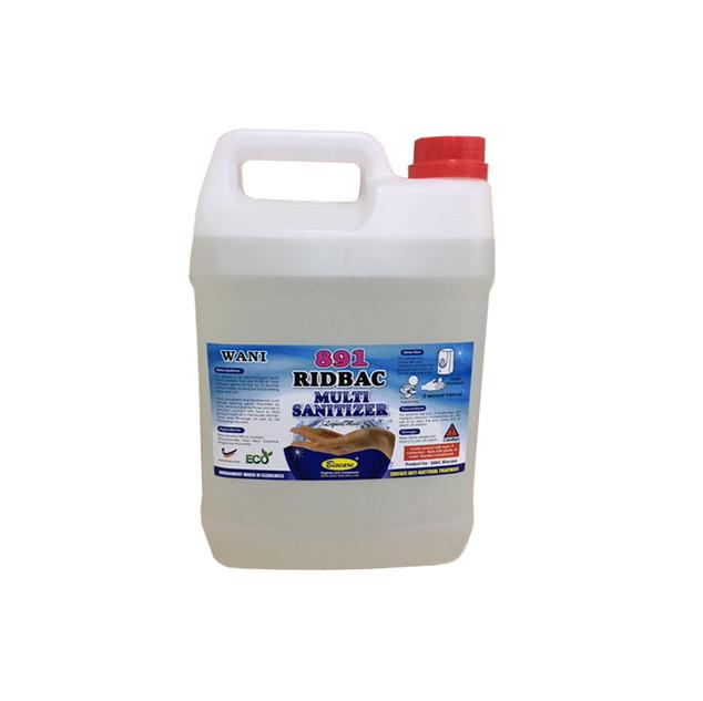 891>Ridbac Multi Sanitizer (Liquid)
