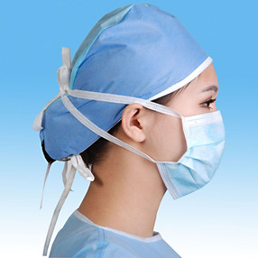 3ply Surgical Face Mask Tie On