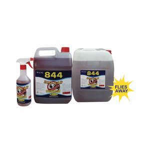 844   >Biocide Disinfectant Cleaner.  Algicides, Fungicides.