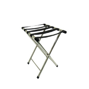 Stainless Steel Luggage Stand