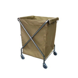 Stainless Steel X-2 Trolley