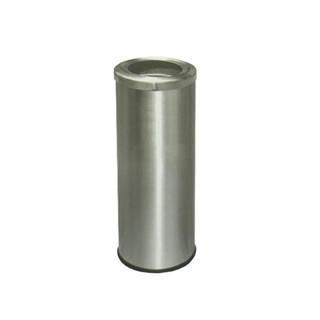 Stainless Steel Litter Bin c/w Open Top