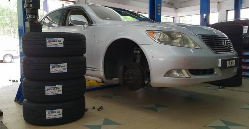 PS Tyres-Run Flat Tyres