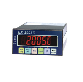 Excell EX-2005 DC Batch Weighing