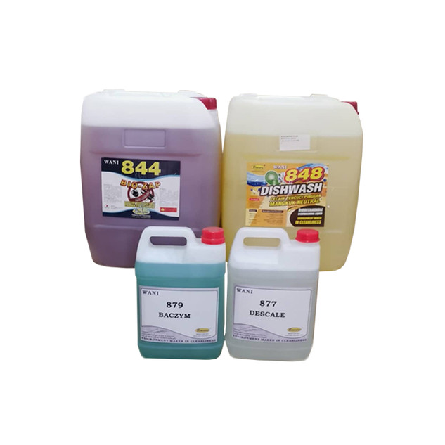 Stewarding Chemicals