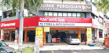 Car Workshop Puchong