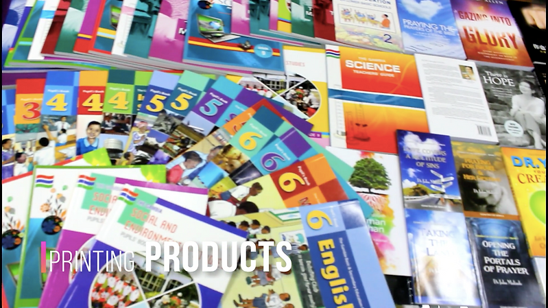 global printing services