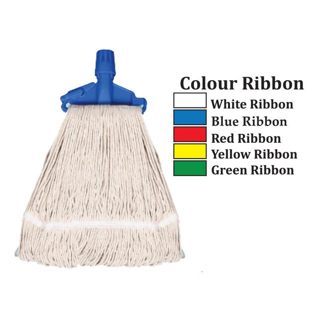 Cotton Kentucky Mop Refill (Colour Ribbon)