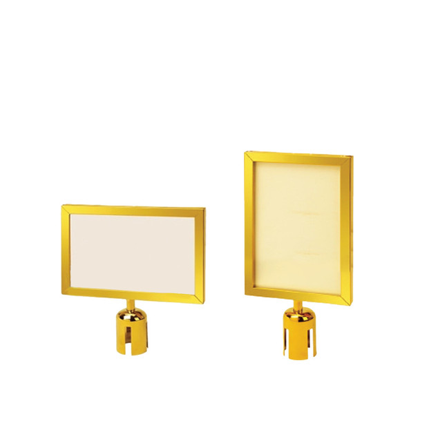 Slip In Frame A3 or A4 (Gold)