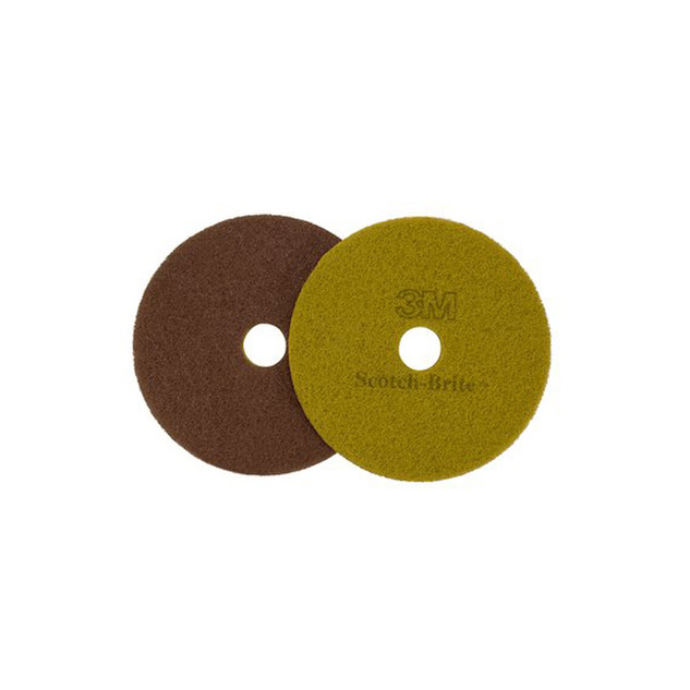 Scotch-Brite™ Sienna Diamond Floor Pad Plus