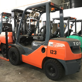 Toyota Forklift Malaysia