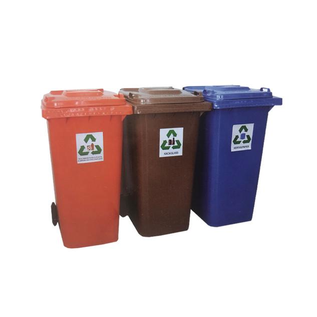 Recycle Bins BP120 & BP240.