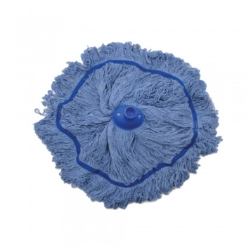 Blue Colour Dolly Mop 300gm