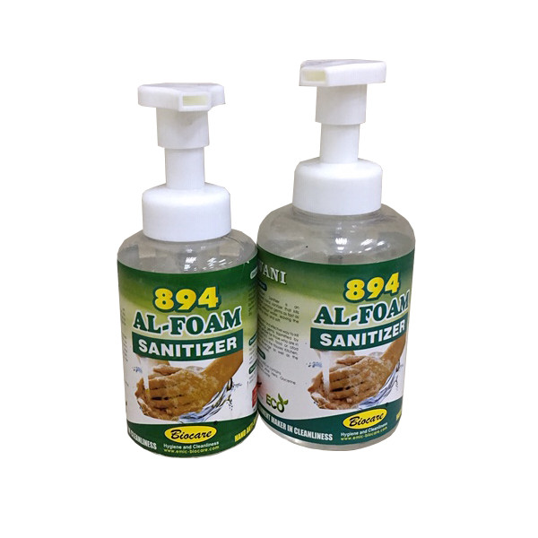 500ml>      Al-Foam Sanitizer