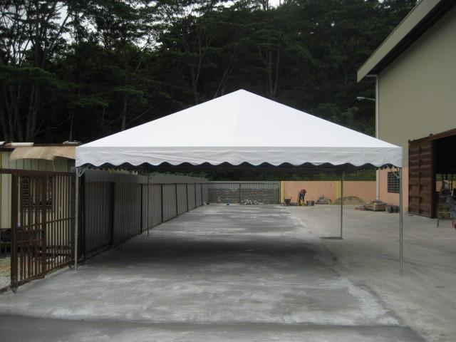6M x 6M Pyramid CanopyJ