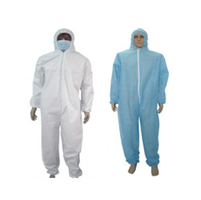 Non Woven PU Coated Coverall