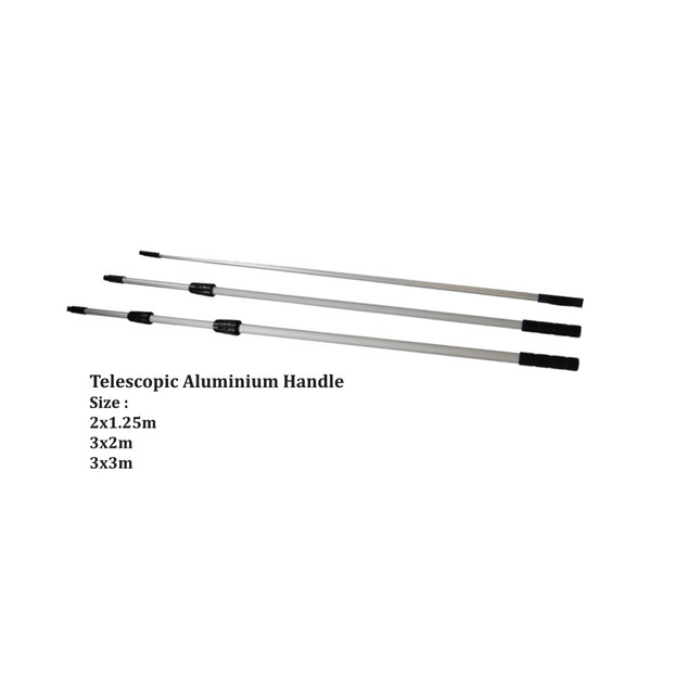Telescopic Aluminium Handle