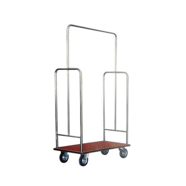 BGT-400/SS Baggage Trolley.