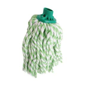 Semi Green Colour Round Mop 300gm