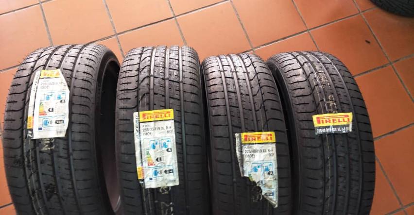 Run Flat Tyres provided in Subang Jaya