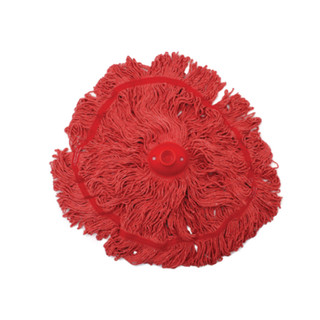 Red Colour Dolly Mop 300gm