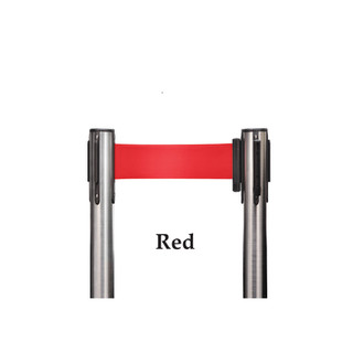 QPT-102/SS    Red Colour Belt