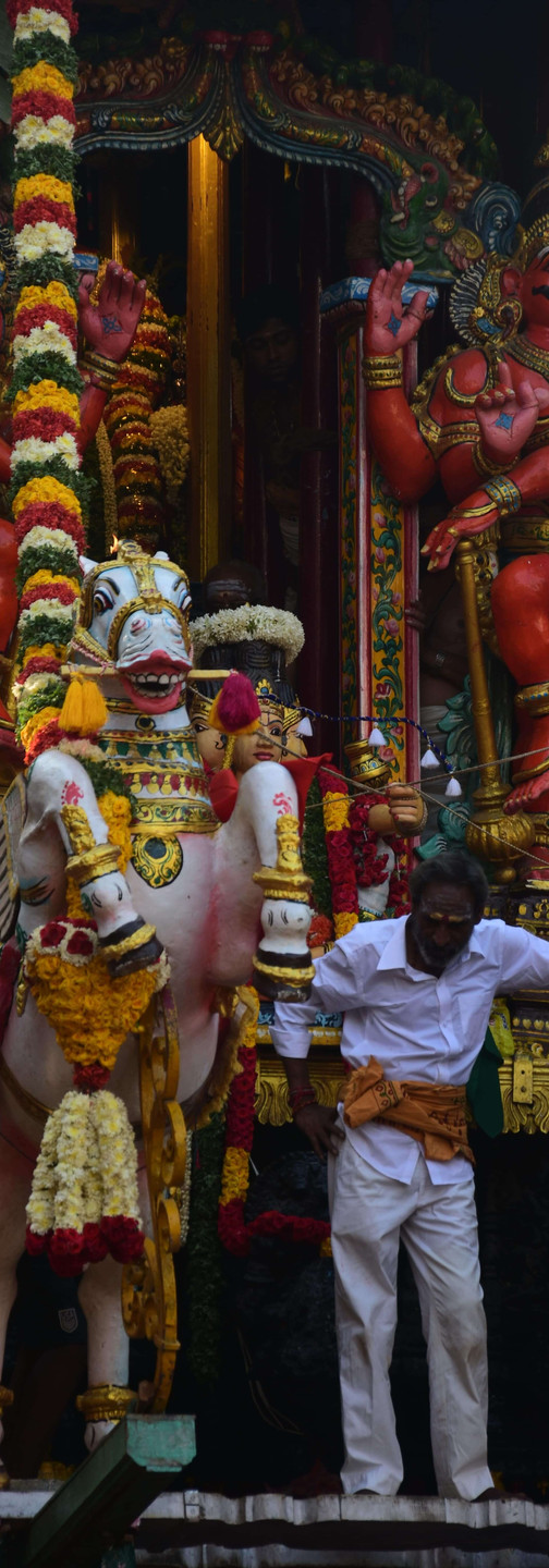 temple parade chennai