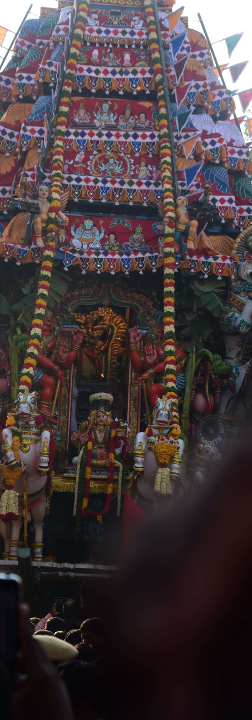 temple parade mylapore