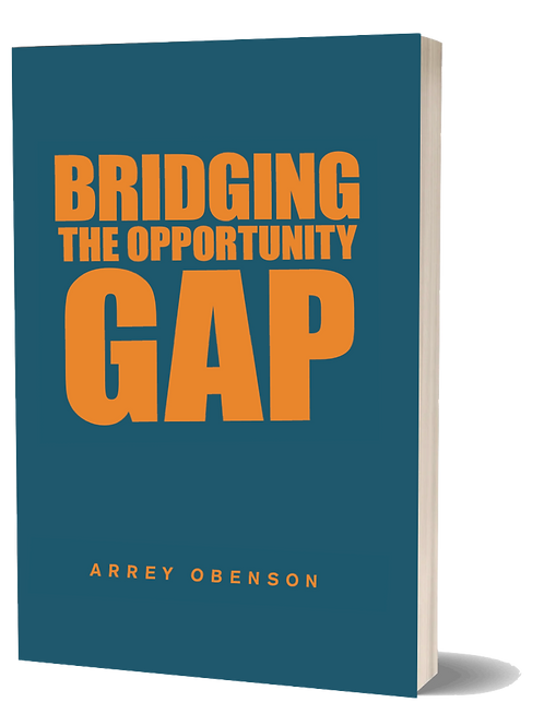 LIMITED OFFER Signed Copy: Bridging the Opportunity Gap