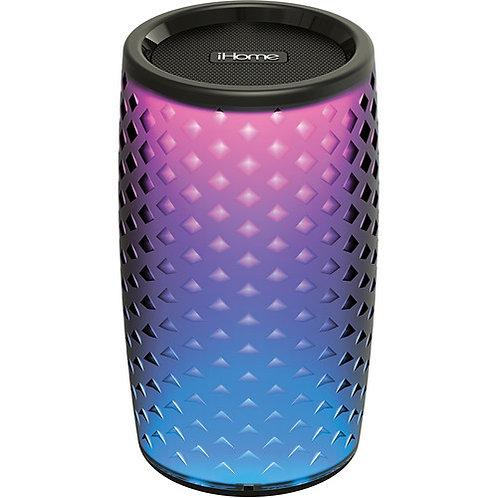 Color Changing Wireless Speaker iHome iBT78v2B