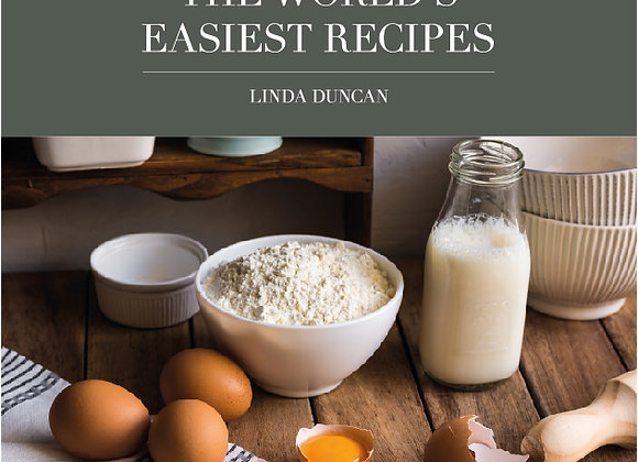 The World's Easiest Recipes