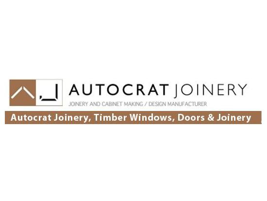 Autocrat Joinery