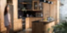 BespOak oak kitchen