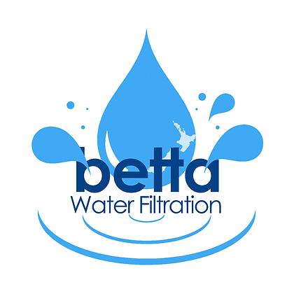 Betta Water Filtration