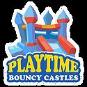 Playtime Bouncy Castles logo.png