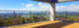 Provista Semi Frameless glass balustrade