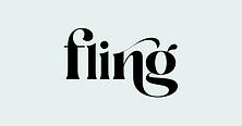 Fling Cocktails logo
