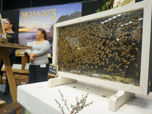 Mossops Honey