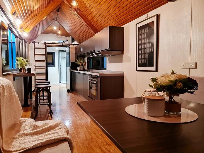 Amazing Spaces tiny home