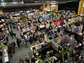 The 2019 Seriously Good Food Show