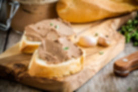 French Fine Foods pate