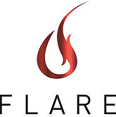 Flare Fires logo