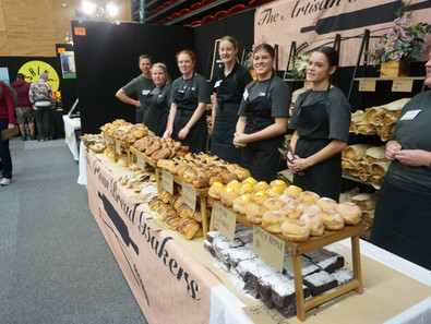 The Artisan Bread Bakers